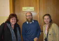 Katedra rusistiky  FF UKF v Nitre a Bieloruská štátna pedagogická univerzita Maxima Tanka  v Minsku úspešne realizovala výmenný pobyt v rámci projektu Erasmus+ KA107